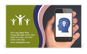 0000089910 Business Card Template