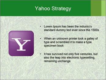 Gree Grass Texture PowerPoint Template - Slide 11