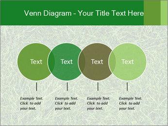 Gree Grass Texture PowerPoint Template - Slide 32