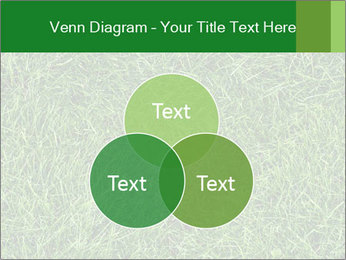 Gree Grass Texture PowerPoint Template - Slide 33