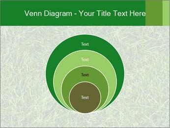 Gree Grass Texture PowerPoint Template - Slide 34