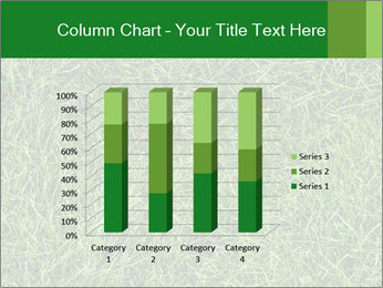 Gree Grass Texture PowerPoint Template - Slide 50
