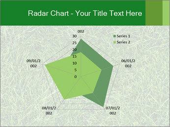 Gree Grass Texture PowerPoint Template - Slide 51