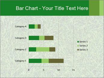 Gree Grass Texture PowerPoint Template - Slide 52