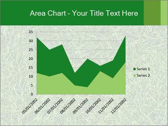 Gree Grass Texture PowerPoint Template - Slide 53