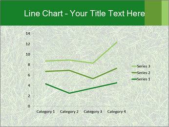 Gree Grass Texture PowerPoint Template - Slide 54