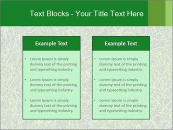 Gree Grass Texture PowerPoint Template - Slide 57
