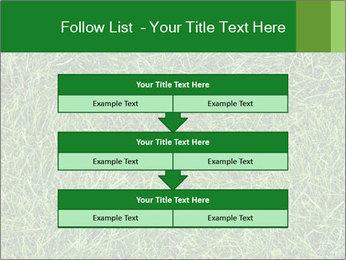 Gree Grass Texture PowerPoint Template - Slide 60