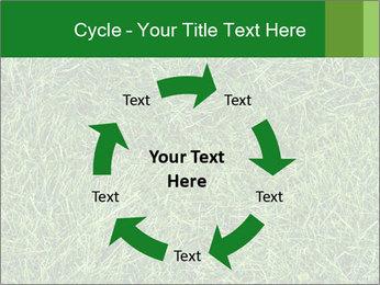 Gree Grass Texture PowerPoint Template - Slide 62