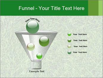 Gree Grass Texture PowerPoint Template - Slide 63