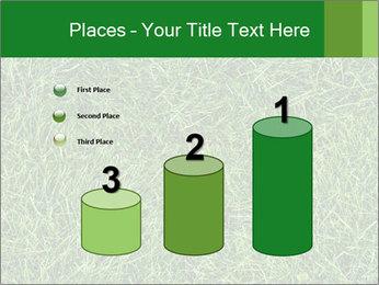 Gree Grass Texture PowerPoint Template - Slide 65