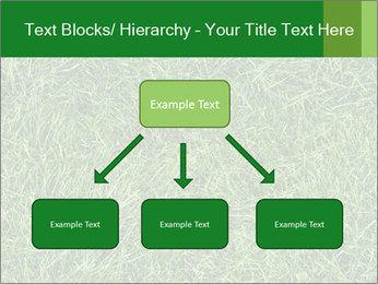 Gree Grass Texture PowerPoint Template - Slide 69