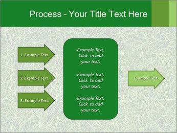 Gree Grass Texture PowerPoint Template - Slide 85