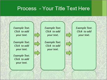 Gree Grass Texture PowerPoint Template - Slide 86