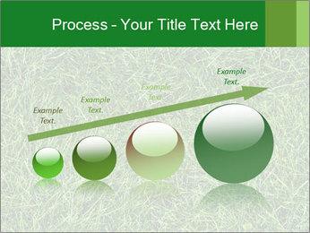 Gree Grass Texture PowerPoint Template - Slide 87