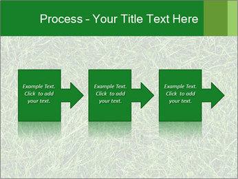 Gree Grass Texture PowerPoint Template - Slide 88