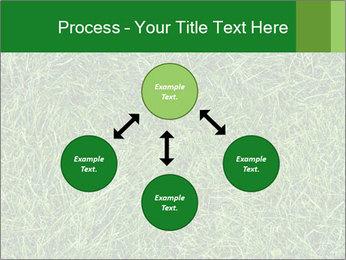 Gree Grass Texture PowerPoint Template - Slide 91