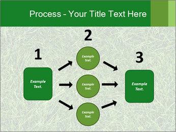 Gree Grass Texture PowerPoint Template - Slide 92
