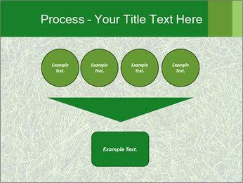 Gree Grass Texture PowerPoint Template - Slide 93
