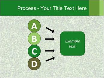 Gree Grass Texture PowerPoint Template - Slide 94