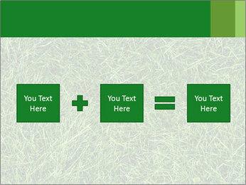 Gree Grass Texture PowerPoint Template - Slide 95