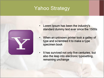 Lesson At Business School PowerPoint Template - Slide 11