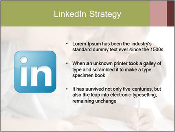 Lesson At Business School PowerPoint Template - Slide 12