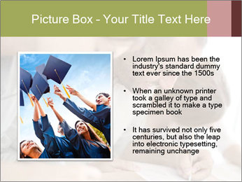Lesson At Business School PowerPoint Template - Slide 13