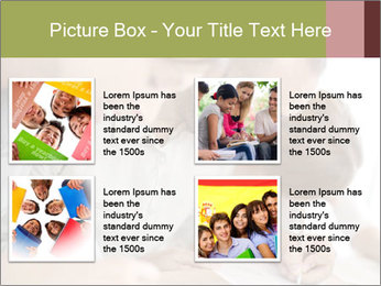 Lesson At Business School PowerPoint Template - Slide 14