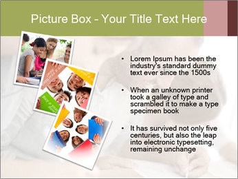 Lesson At Business School PowerPoint Template - Slide 17