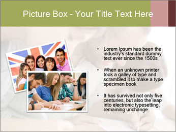 Lesson At Business School PowerPoint Template - Slide 20