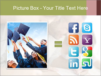 Lesson At Business School PowerPoint Template - Slide 21