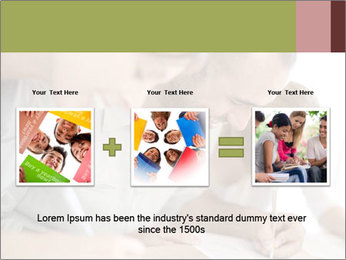 Lesson At Business School PowerPoint Template - Slide 22