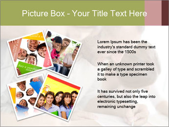 Lesson At Business School PowerPoint Template - Slide 23
