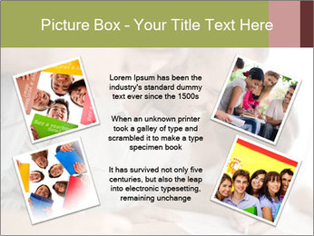Lesson At Business School PowerPoint Template - Slide 24