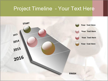 Lesson At Business School PowerPoint Template - Slide 26