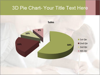 Lesson At Business School PowerPoint Template - Slide 35