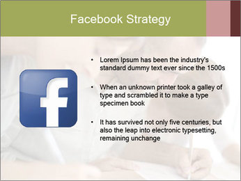 Lesson At Business School PowerPoint Template - Slide 6