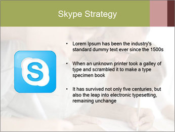 Lesson At Business School PowerPoint Template - Slide 8