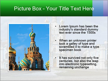 Russian Architecture PowerPoint Template - Slide 13