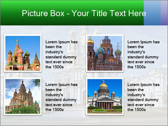 Russian Architecture PowerPoint Template - Slide 14
