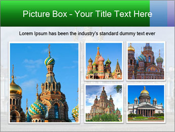 Russian Architecture PowerPoint Template - Slide 19
