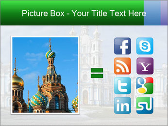 Russian Architecture PowerPoint Template - Slide 21