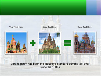 Russian Architecture PowerPoint Template - Slide 22