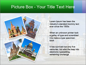Russian Architecture PowerPoint Template - Slide 23