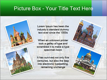 Russian Architecture PowerPoint Template - Slide 24