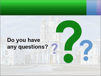 Russian Architecture PowerPoint Template - Slide 96