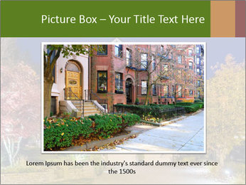 Private House Facade PowerPoint Template - Slide 15