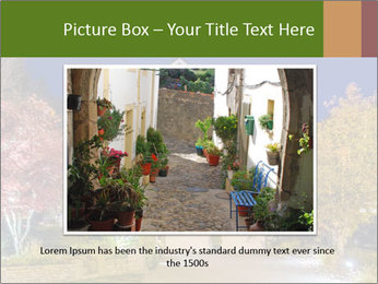 Private House Facade PowerPoint Template - Slide 16