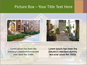 Private House Facade PowerPoint Template - Slide 18